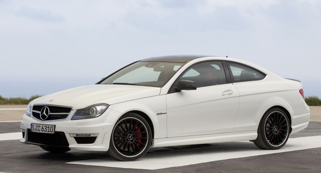 mercedes c63 amg coupe black series coming on july 24. Black Bedroom Furniture Sets. Home Design Ideas